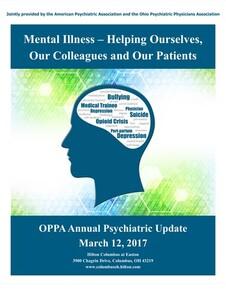 Brochure Psychiatric Update 2017   Front Cover