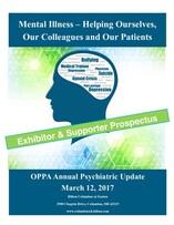 Exhibitor Prospectus   Psychiatric Update 2017 Cover